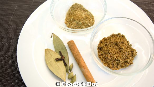 Bengali Garam Masala recipe by Foodie's Hut