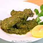 Dhone Pata Murgi - recipe by Foodie's Hut