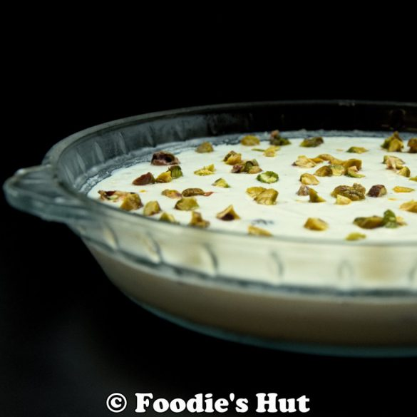 Bhapa Doi 2 - Bengali recipe by Foodie's Hut