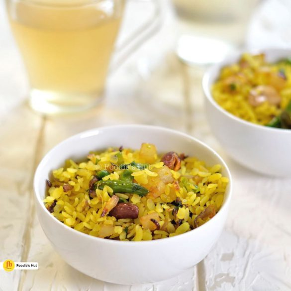 Kanda Batata Poha by Foodie's Hut