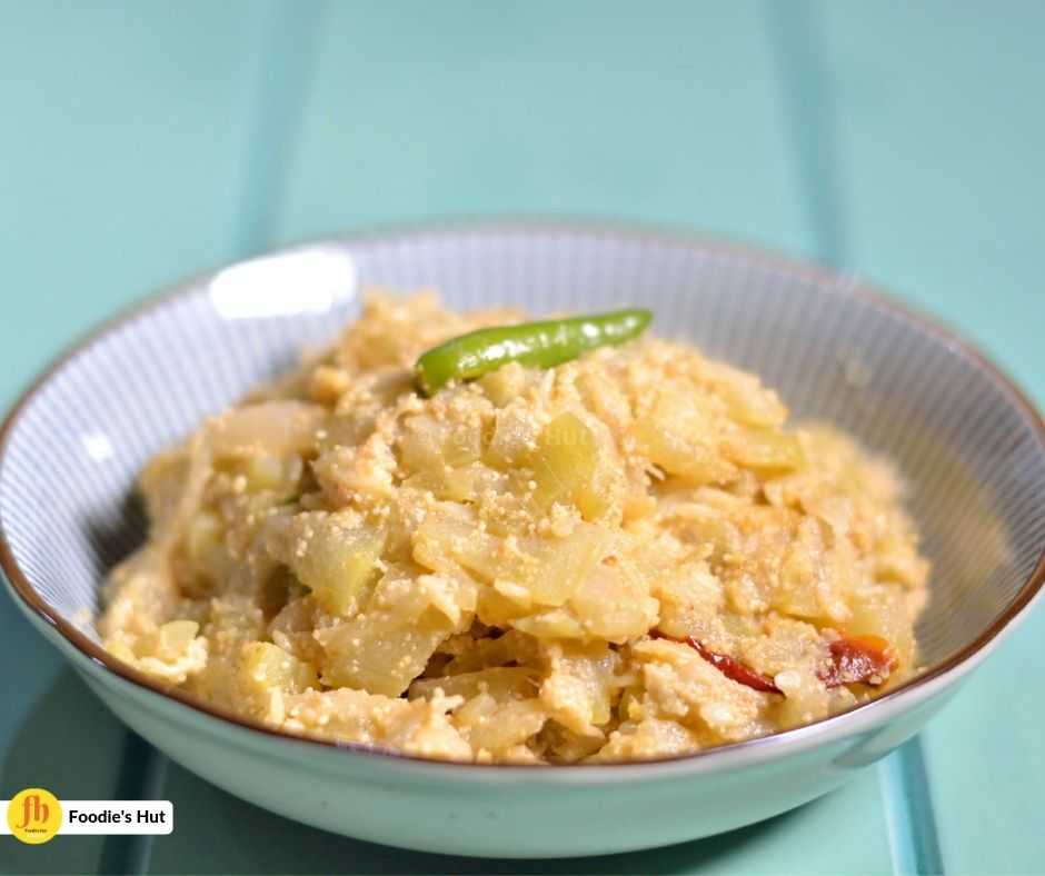 Lau Posto - recipe by Foodie's Hut